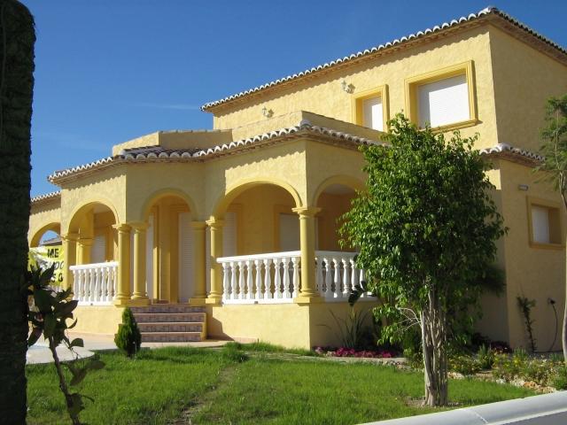 Haus in spanien costa blanca 4 schlafzimmer 3 for Haus in spanien